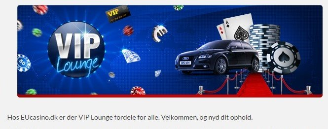 EUCasino VIP DK