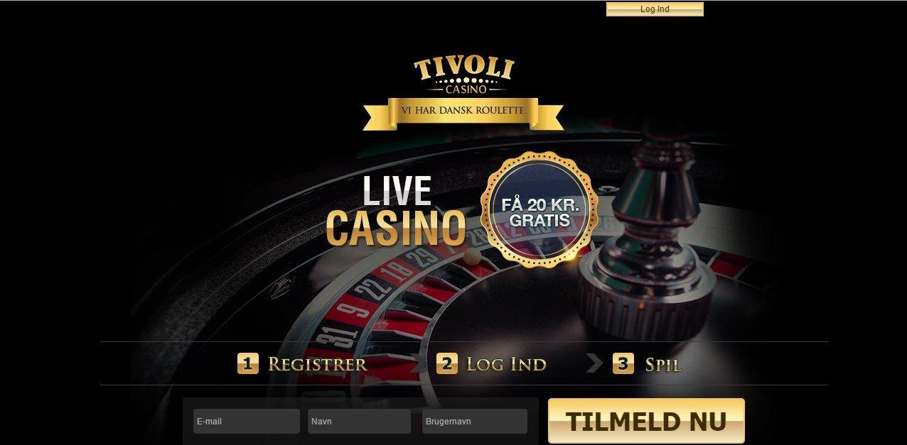 tivoli live casino