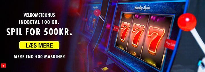 777 Casino bonusser