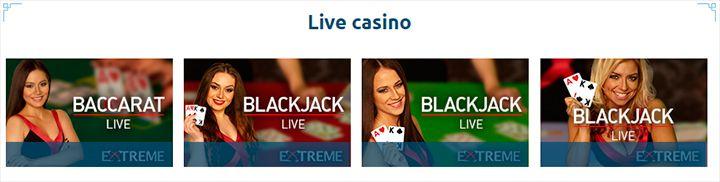 Casinoandfriends.dk live dealer