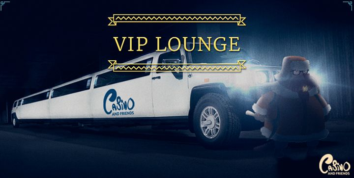 Casino And Friends VIP