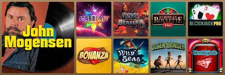 Danske Spil Casino spilleautomater