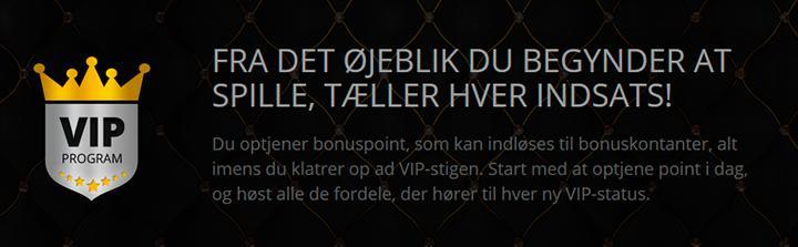 Goliath Casino VIP