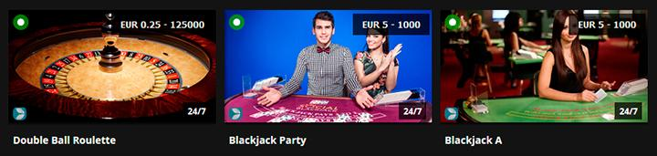 Jetbull Casino live dealer