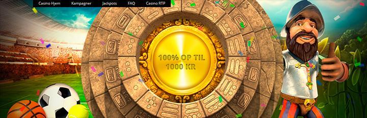Jetbull Casino velkomstbonus