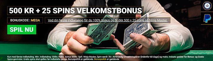 Mega Casino bonusser